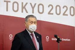 Tokyo 2020 says executive board members to gather over Mori's remarks