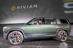 Amazon-backed EV-maker Rivian aims for IPO