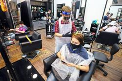 CNY-fuelled haircut tidal wave for JB salons