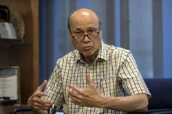 Community empowerment essential to combat Covid-19, says Lee Lam Thye