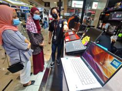 PdPR: laptop stocks run out in most stores