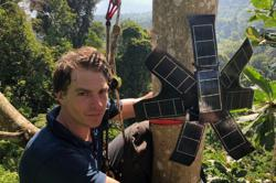 Treetop sensors help Indonesia eavesdrop on forests to curb illegal logging
