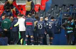 UEFA opens case against officials in PSG-Basaksehir racism incident