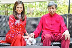 CNY is about family, says Selangor Sultan
