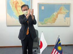 Japan boosts ties with PPE