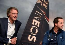 Billionaires square up in battle to challenge for America's Cup