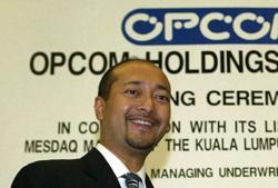 Mukhriz Mahathir exits Opcom