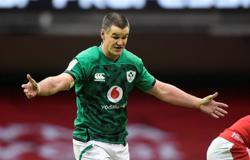 Ireland suffer major blow as Sexton, Murray, Ryan out for France