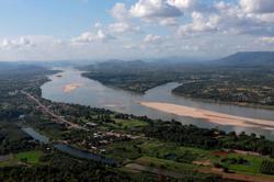 Mekong River at