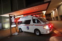 Strong quake hits off Japan coast, injuring dozens and triggering blackouts