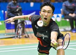 Momota to lead Japan's charge at All-England