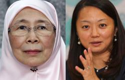 Time to table long-delayed Sexual Harassment Bill in Parliament, urge Wan Azizah, Hannah Yeoh