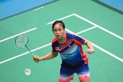 Ee Wei's back with BAM, this time as mixed doubles shuttler