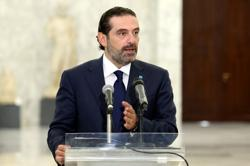 Lebanon's Hariri sees no way out of crisis without Arab support
