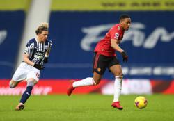 Sluggish Man United held to 1-1 draw at lowly West Brom