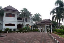 Melaka CM's official residence now a hunting ground
