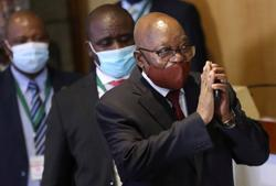 South Africa's ex-president Zuma fails to show at corruption inquiry