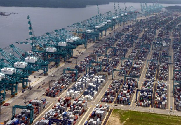 AmInvestment Bank Research expects the port sector to remain resilient, underpinned by global trade and investments in the manufacturing sector that generate tremendous inbound (feedstock) and outbound (finished product) throughput for ports.(File pic shows Port of Tanjung Pelepas)