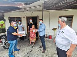 MCA rep: Food aid for needy must continue