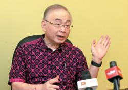 Wee: Don't take unity and harmony for granted
