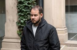 Spanish rapper locks himself in university to avoid jail in free speech case