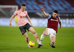 West Ham up to fifth after comfortable win over Sheffield United