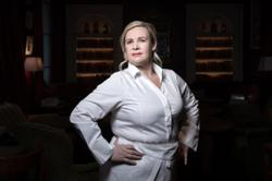 French chef credits femininity for her five Michelin stars