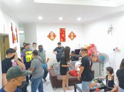 Cops raid Bukit Mertajam gambling den, arrest 21 people