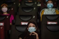 Cinema stocks jump as China's holiday box office sets revenue record