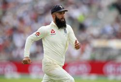 England's Moeen Ali to return home, miss third test v India