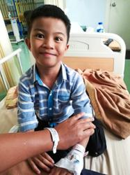 Six-year-old from Masai, Johor, on road to recovery following successful fundraising