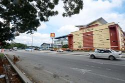 Pedestrian bridge at Jalan Kapar offers safer crossing for pupils
