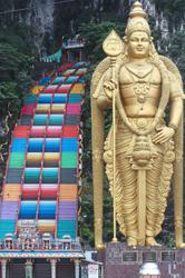 Tallest Murugan statue in Asia to be built in India
