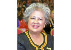 'Iron Lady' of Sabah tourism, Irene, dies at 70