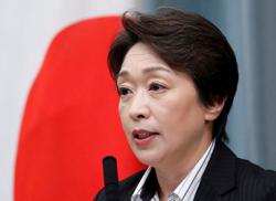 Japan Olympic Minister Hashimoto: no comment on reports she is favoured to be next 2020 president