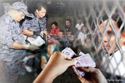 Op at Lahad Datu nabs 28 illegal Indonesians, one just five years old