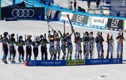 Alpine skiing: Norway beat Sweden to win mixed team parallel event