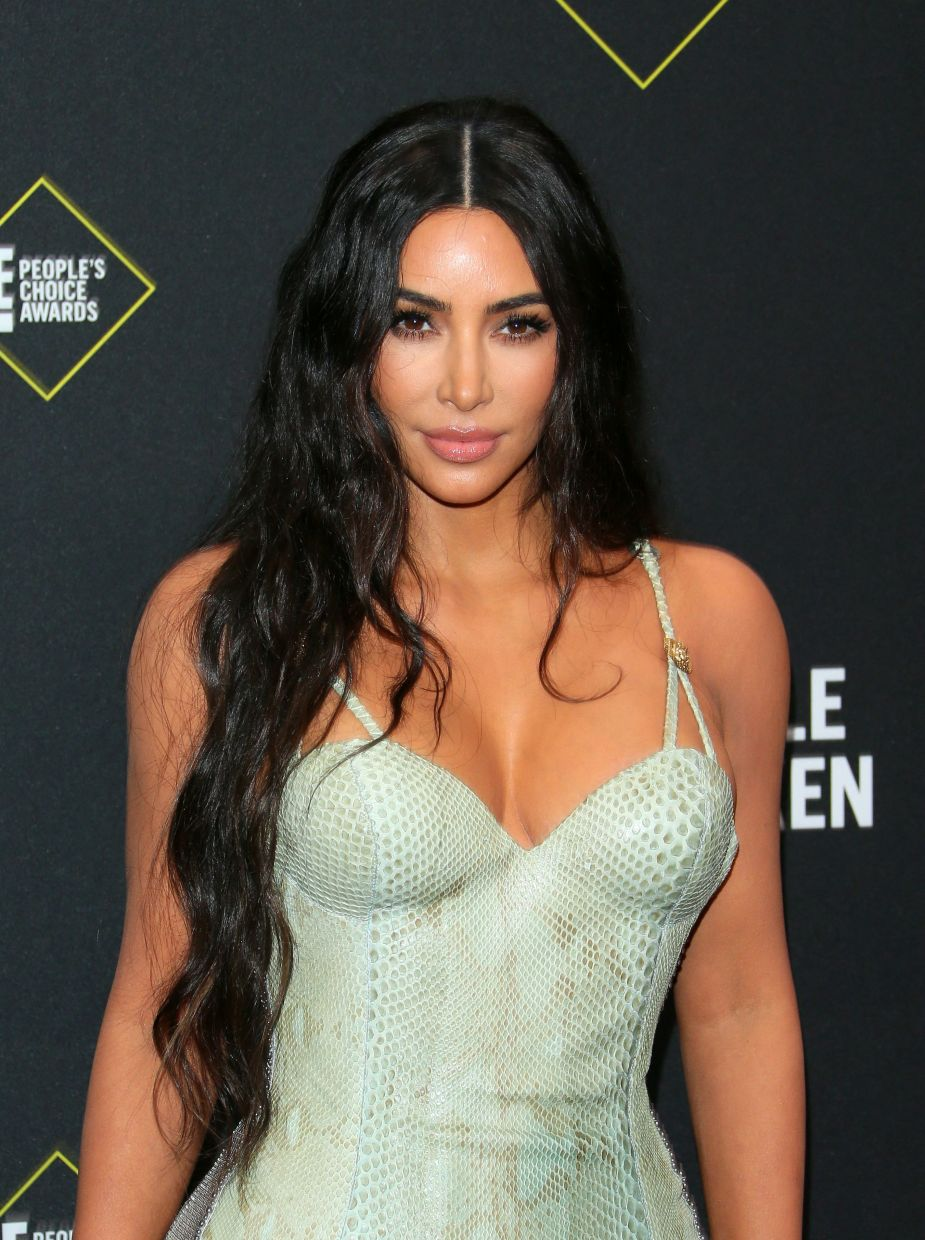 Kim Kardashian is one of many celebrities who are turning to podcasts to get through the pandemic