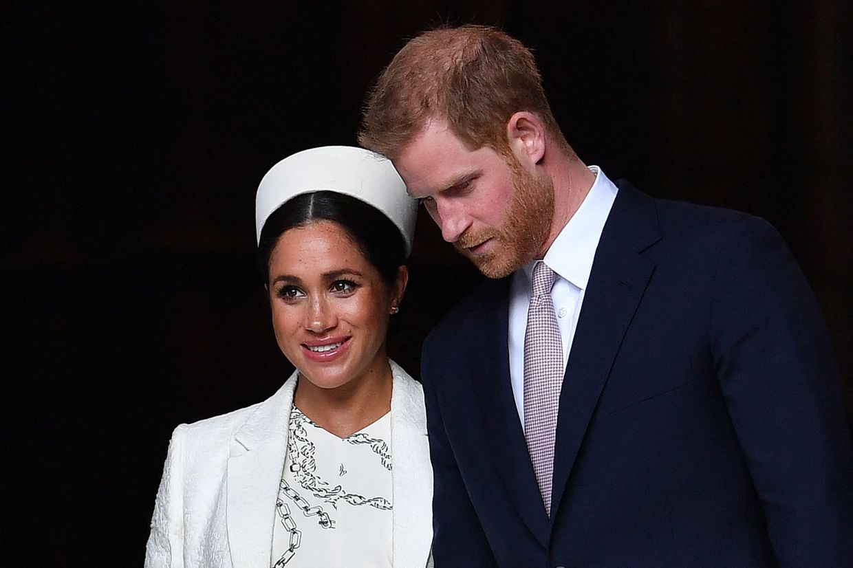 Prince Harry and Meghan Markle feature inspiring stories through their podcast.