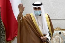 Kuwait emir suspends parliament sessions for a month