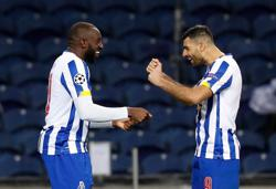 Porto record first win over sluggish Juventus