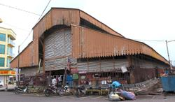 Iconic Taiping Market getting a facelift