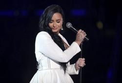 Singer Demi Lovato says 2018 overdose led to three strokes and heart attack