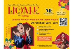 Mah Sing invites celebrants to its virtual CNY open house on Facebook