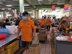 Covid-19: Sibu Central Market closure extended from Feb 20 to 28