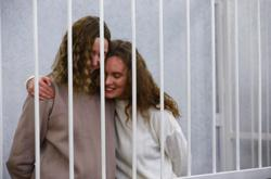 Two journalists jailed for two years in Belarus for filming protests