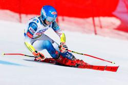 Switzerland's Gut-Behrami wins giant slalom gold