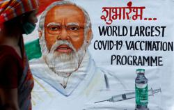 India's Modi calls for vaccine data sharing as exports increase