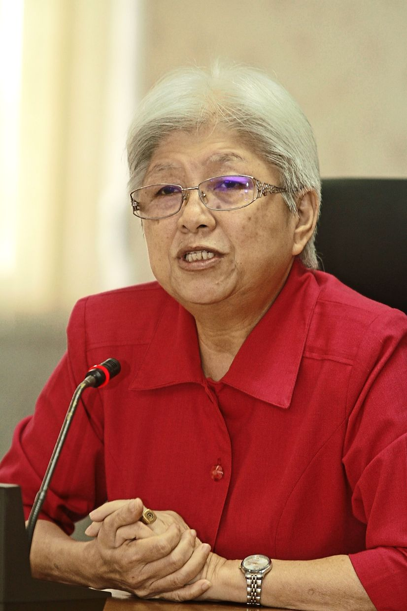 Because there isn't an adequate representation of women MPs in parliament, gender-related issues are seldom addressed in parliament, says Chong. Photo: Filepic