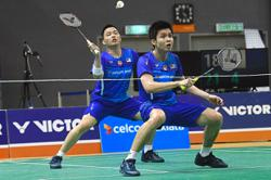 Aaron-Wooi Yik go to Swiss Open with one shot to redeem themselves